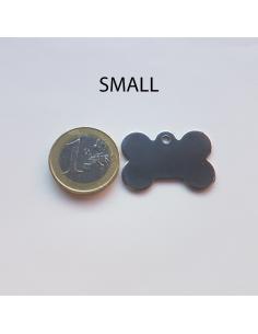 Hondenpenning RVS Botje Small
