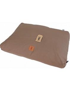 Est 1941 Ligkussen Basic Brown 70x50 CM