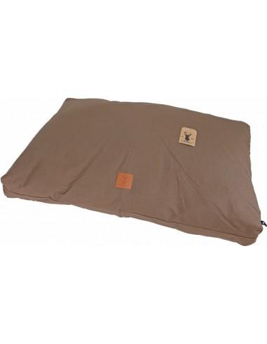 Est 1941 Ligkussen Basic Brown 85x60 CM