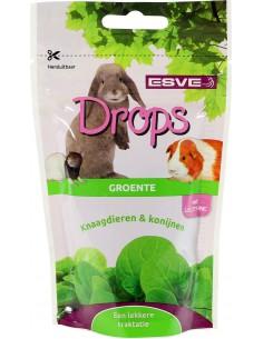 Knaagdier Drops Groente 75 Gram