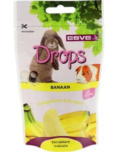 Knaagdier Drops Banaan 75 Gram