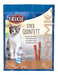 Trixie Premio Stick Quintett Lam/Kalkoen