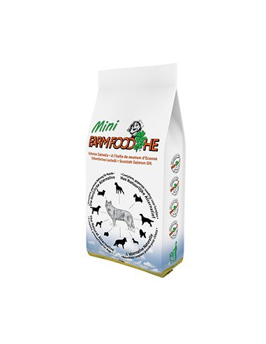 Farm Food HE Zalmolie Mini 4 KG