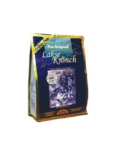 Lakse Kronch Zalmsnacks 100% Zalm 600 Gram
