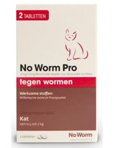 Emax No Worm Pro Kitten 2 Tabletten