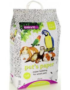 ESVE Pets Paper Bedding 25 Liter