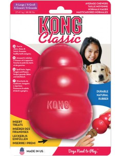 Kong Classic Extra Large Rood