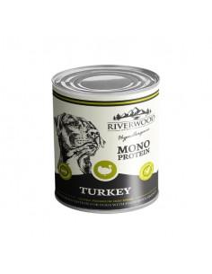 Riverwood Mono Proteine Turkey 400 Gram