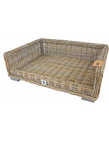Est 1941 Rotan Bed 85x60CM
