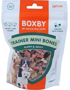 Boxby Trainer Mini Bones  140 Gram