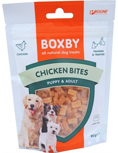 Boxby Chicken Bites 90 Gram