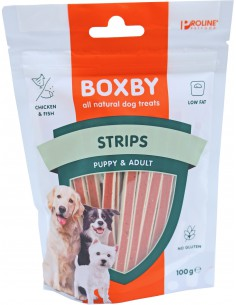 Boxby Strips 100 Gram