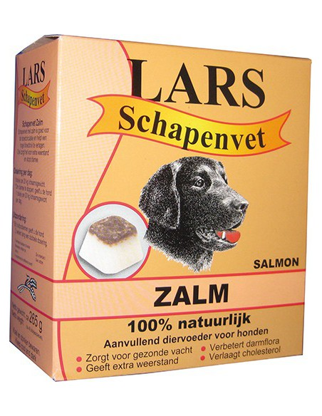 Lars Schapenvet Zalm 40 Stuks