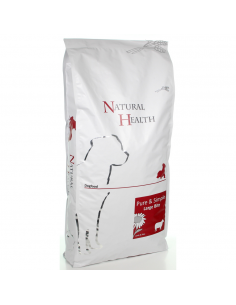 Natural Health Dog Lamb & Rice Adult 12,5 KG