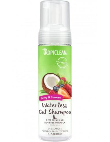Tropiclean Deep Clean Droogshampoo...