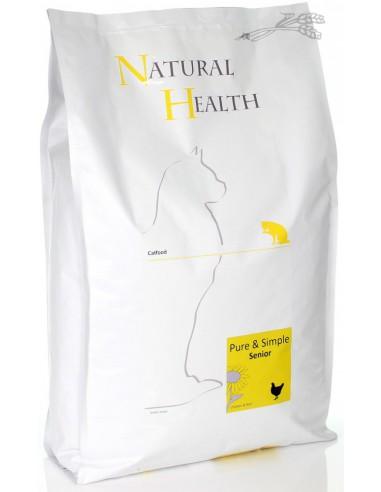Natural Health Cat Chicken Senior 7,5 KG