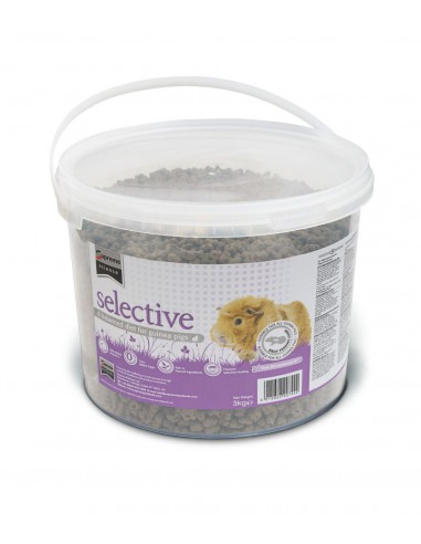 Science Selective Guinea Pig Bucket 3 KG