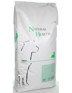 Natural Health Dog Carnivore Puppy 15 KG