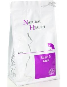Natural Health Cat Basic 5 400 Gram
