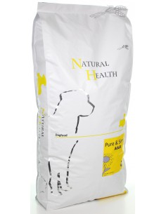 Natural Health Dog Chicken & Rice 12,5 KG
