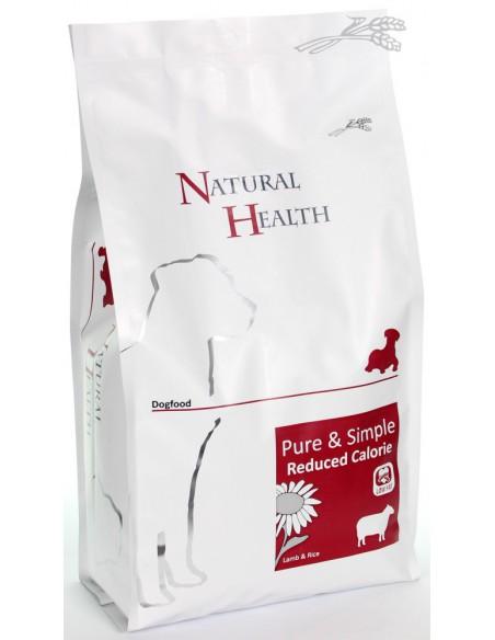 Natural Health Dog Lamb & Rice Reduced Calorie 2 KG
