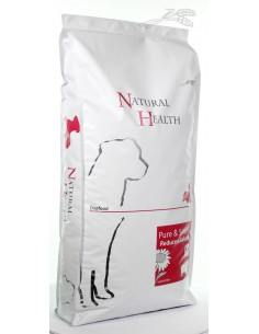 Natural Health Dog Lamb & Rice Reduced Calorie 12,5 KG