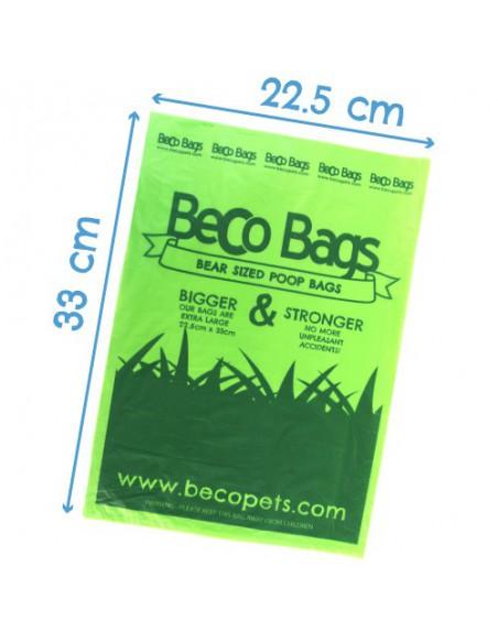 Beco Bags Afmeting