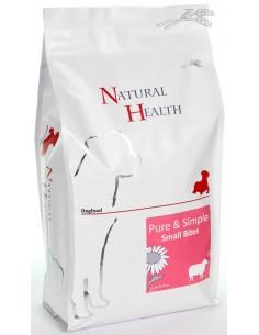 Natural Health Dog Lamb & Rice Small Bite 2,5 KG