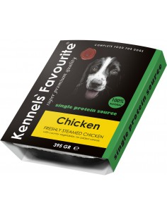 Kennels Favourite Steamed Chicken 400 Gram