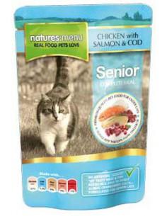 Natures Menu Cat Senior 100 Gram