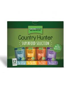 Natures Menu Kat Country Hunter Pouch Multi-Pack 12X85 Gram