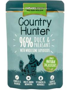 Natures Menu Kat Country Hunter Pouch Duck & Pheasant 85 Gram