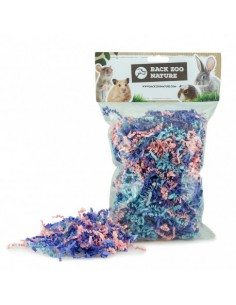 Back Zoo Nature Forest Rodent Crinkle Paper Happy Mix