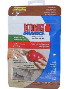 Kong Hond Lever Snacks Small 198 Gram