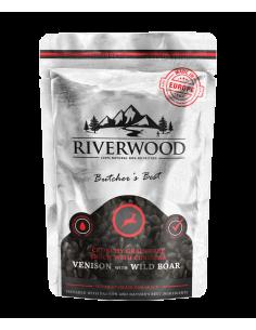 Riverwood Crunchy Snack Venison & Wild Boar 200 Gram