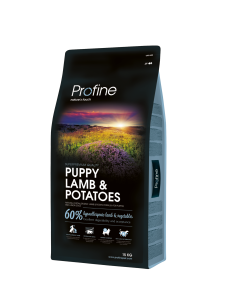 Profine Puppy Lamb & Potatoes 15 KG