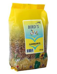 Birds Gammarus Gedroogd 150 Gram