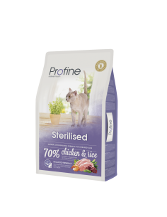 Profine Cat Sterilised 10 KG