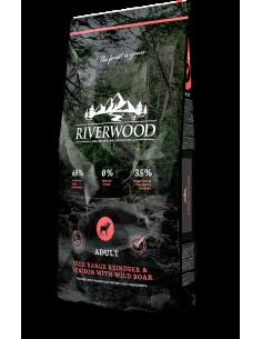 Riverwood Adult Reindeer/Venison/Wild Boar 12 KG