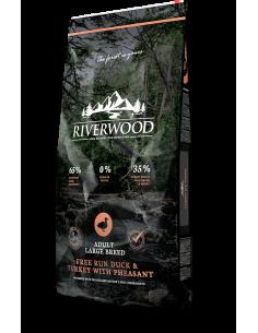 Riverwood Adult Large Breed Duck/Turkey/Pheasant 12 KG