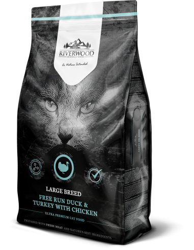 Riverwood Adult Large Breed Cats 6 KG